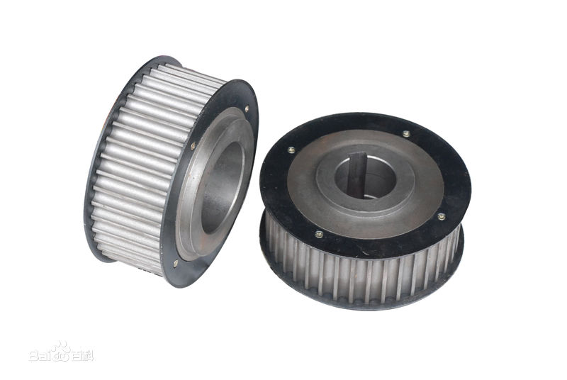 Aluminum Xl Driving Pulley From China